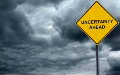 Uncertainty Ahead: The Relief in Expression