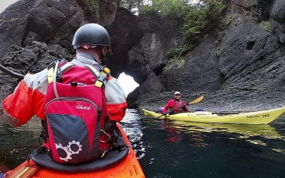 Men's Kayak Journey