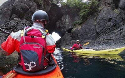 Men's Kayak Journey